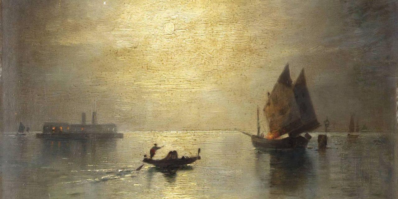Couchers de soleil – Blaise Cendrars