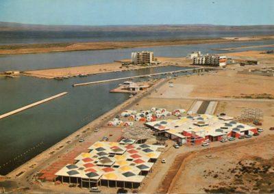Brise vente, Port Leucate - Georges Candilis 1963 (1)
