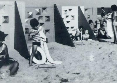 Brise vente, Port Leucate - Georges Candilis 1963 (6)