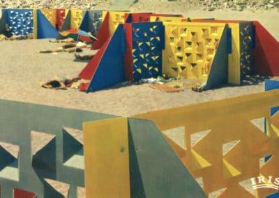 Brise vente, Port Leucate - Georges Candilis 1963 (8)
