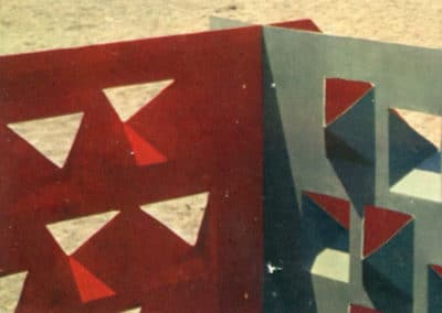 Brise vente, Port Leucate - Georges Candilis 1963 (9)