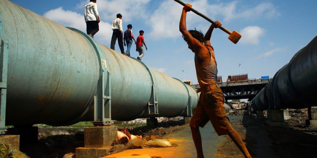 Dharavi : Mumbai's shadow city – Jonas Bendiksen
