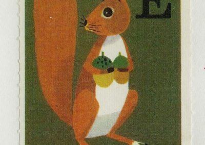 E - Abécédaire - Staffan Wirén 1960 (12)