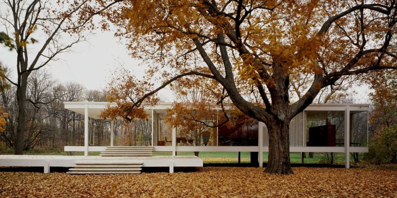 Farnsworth House – Mies van der Rohe