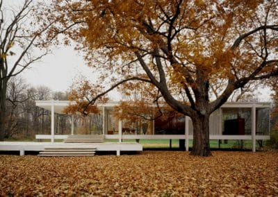 Farnsworth House - Mies van der Rohe 1945 (1)
