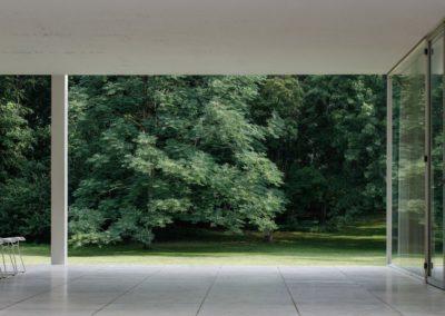 Farnsworth House - Mies van der Rohe 1945 (10)