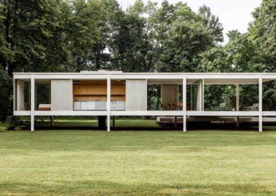 Farnsworth House - Mies van der Rohe 1945 (13)