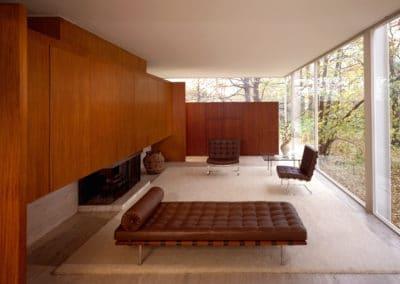 Farnsworth House - Mies van der Rohe 1945 (3)