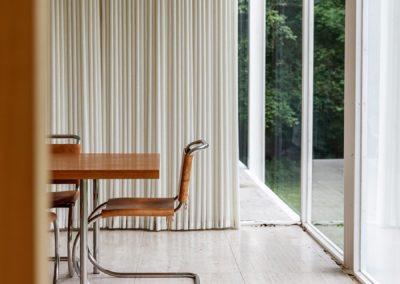 Farnsworth House - Mies van der Rohe 1945 (4)