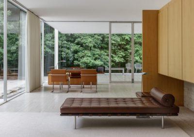 Farnsworth House - Mies van der Rohe 1945 (5)