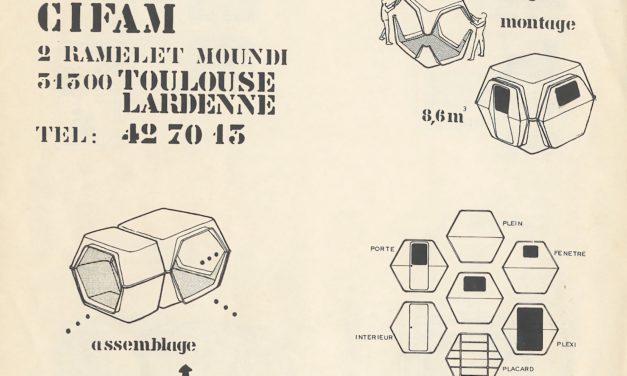 Hexacube – Georges Candilis