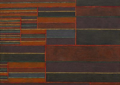 In the current six thresholds - Paul Klee (1929)