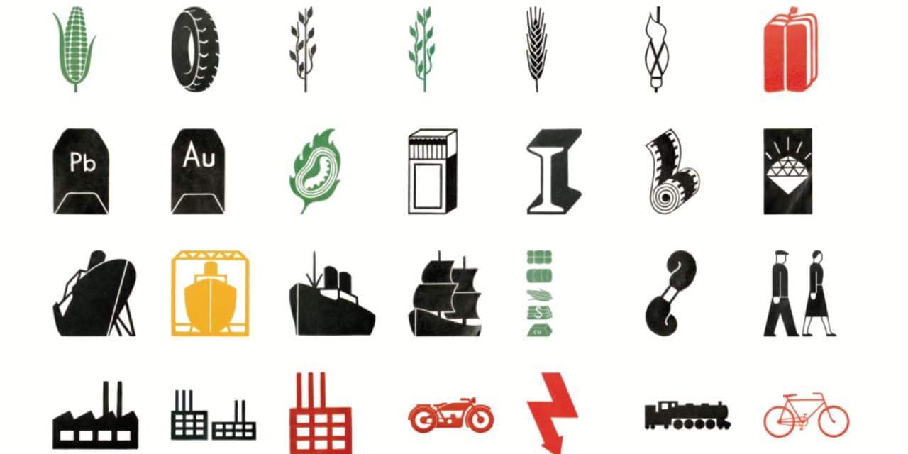 Isotypes – Gerd Arntz