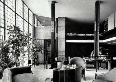 La maison de verre - Pierre Chareau 1928 (1)