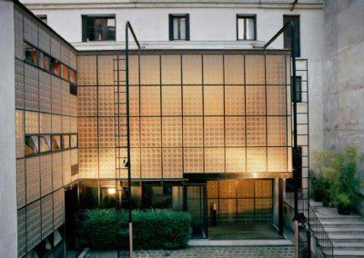 La maison de verre - Pierre Chareau 1928 (12)