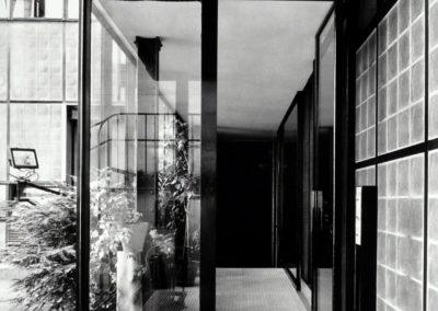 La maison de verre - Pierre Chareau 1928 (4)