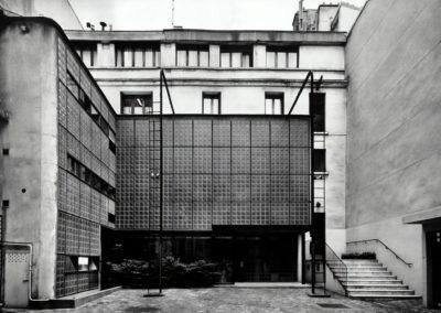 La maison de verre - Pierre Chareau 1928 (8)