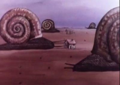 Les escargots - René Laloux 1965 (13)