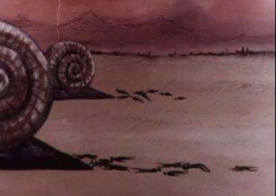 Les escargots - René Laloux 1965 (15)