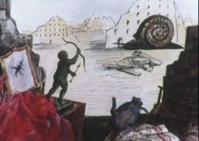 Les escargots - René Laloux 1965 (21)