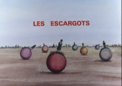Les escargots - René Laloux 1965 (23)