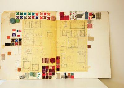Miller House - Eero Saarinen 1952 (12)