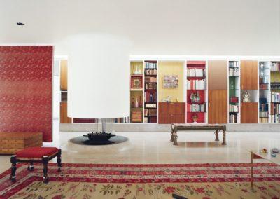Miller House - Eero Saarinen 1952 (13)