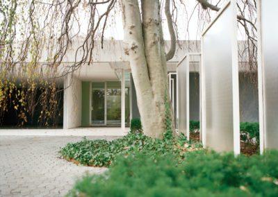 Miller House - Eero Saarinen 1952 (2)
