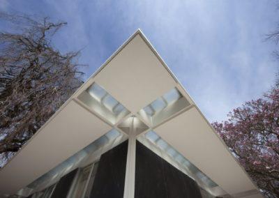 Miller House - Eero Saarinen 1952 (3)