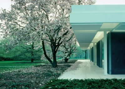 Miller House - Eero Saarinen 1952 (9)
