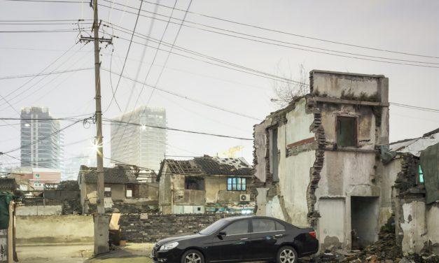 Nail houses – Peter Bialobrzeski