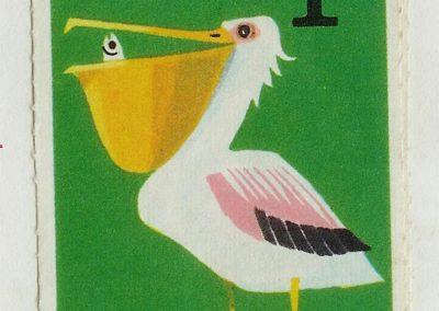 P - Abécédaire - Staffan Wirén 1960 (26)