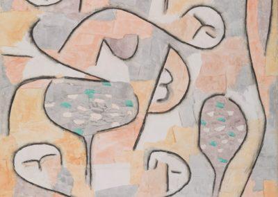 Peach Harvest - Paul Klee (1937)