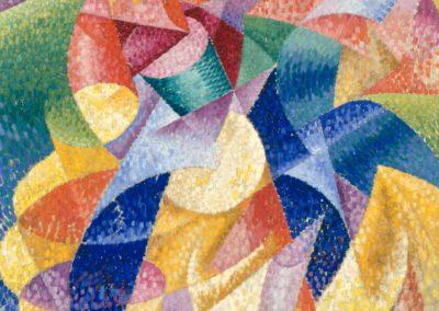 Sea = Dancer - Gino Severini (1913)