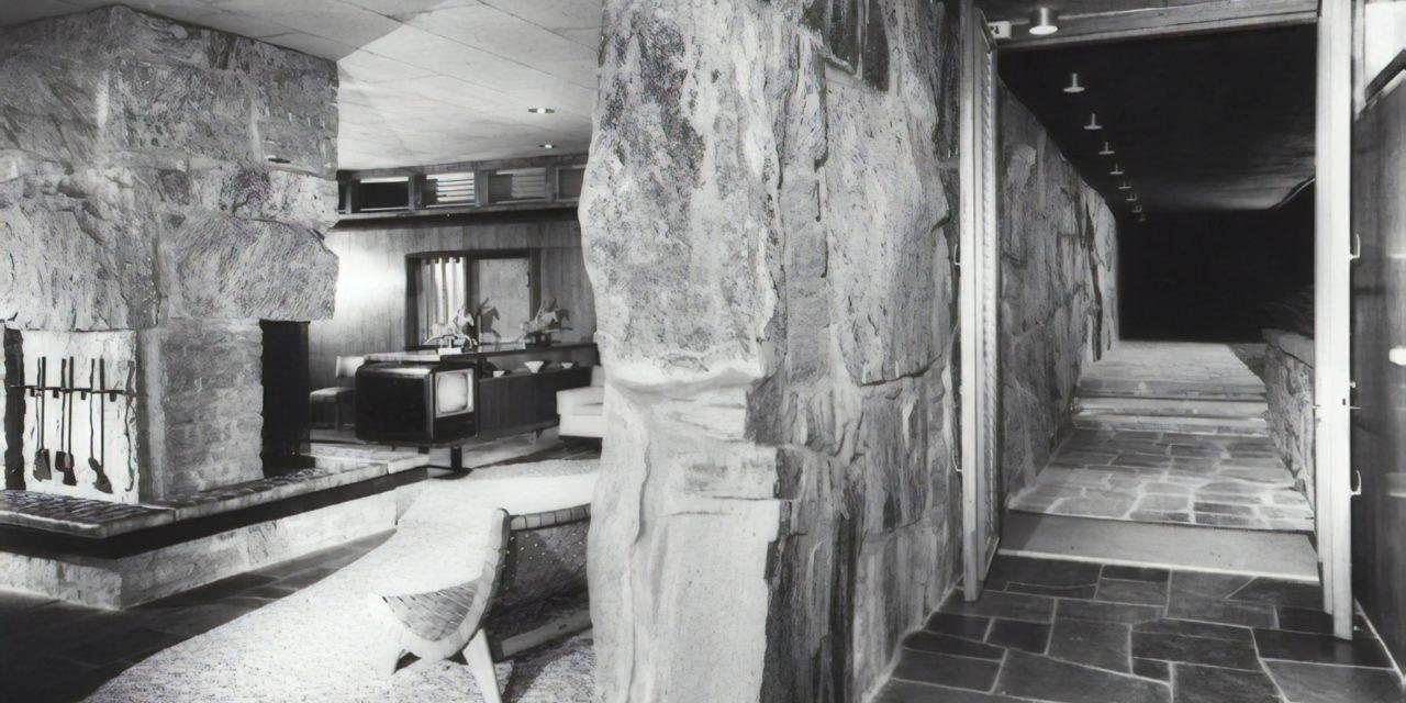 Snyder House – Bertrand Goldberg