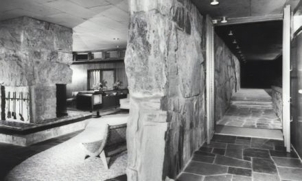Snyder House – Bertrand Goldberg