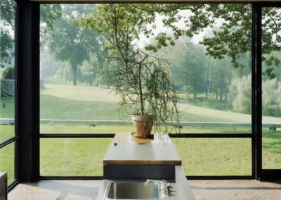The glass house - Philip Johnson 1948 (11)