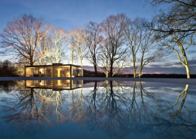 The glass house - Philip Johnson 1948 (2)