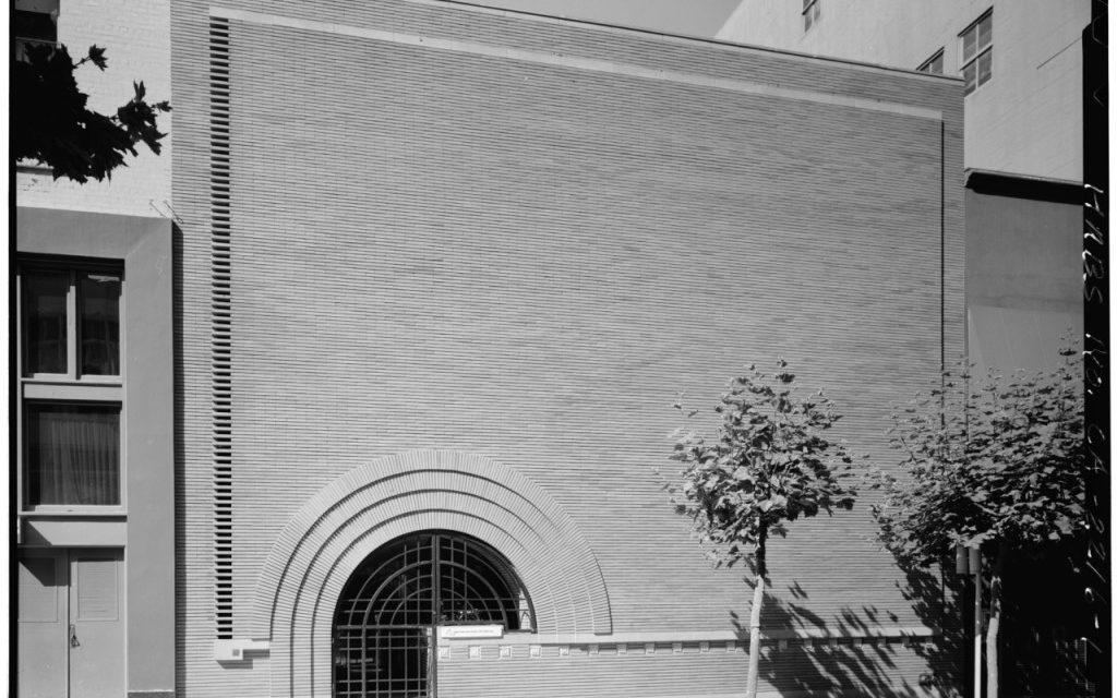 V. C. Morris gift shop – Frank Lloyd Wright