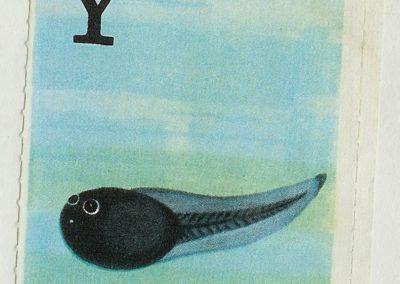 Y - Abécédaire - Staffan Wirén 1960 (3)