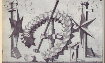 120 Variations sur les solides de Platon – Wenzel Jamnitzer