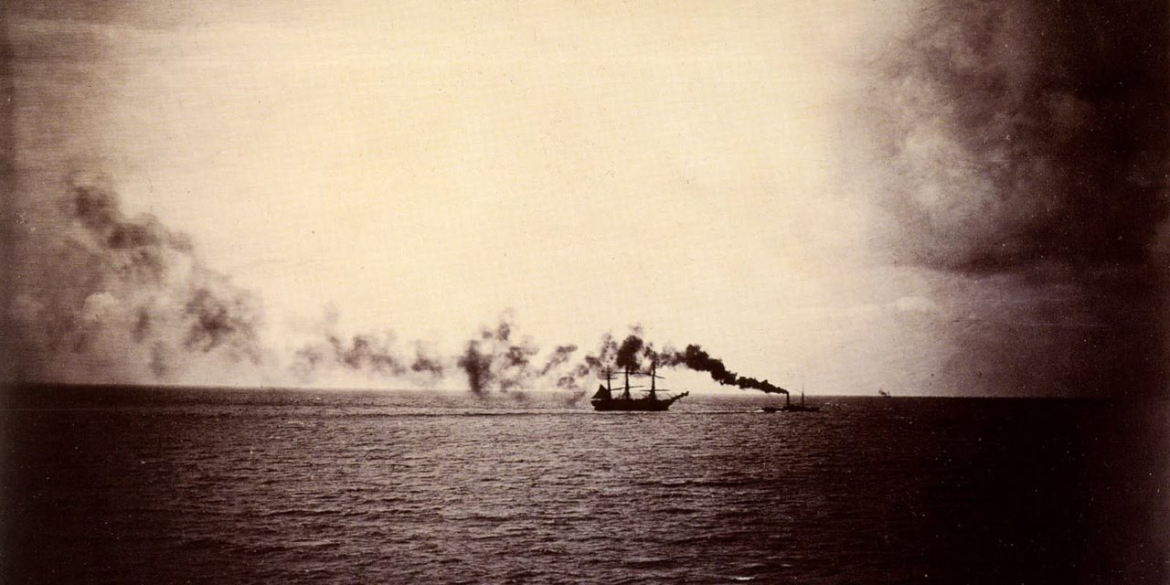 Bords de mer – Gustave le Gray