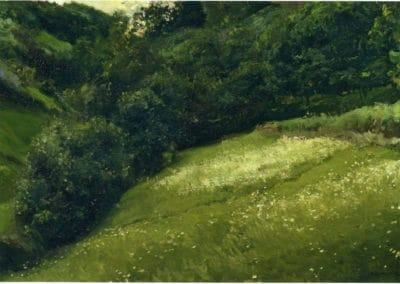 Champo de asturias - Joaquin Sorolla (1903)