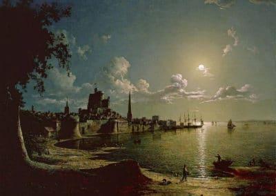 Clair de lune - Sebastian Pether (1829)