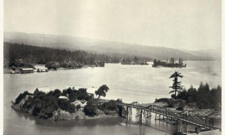 Columbia river et Oregon – Carleton E. Watkins