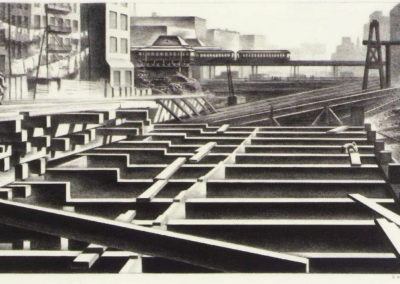Constructions - Louis Lozowick 1930 (13)