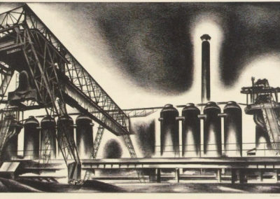Constructions - Louis Lozowick 1930 (20)