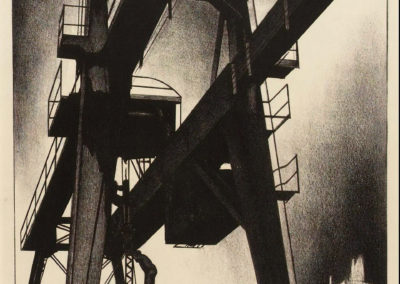 Constructions - Louis Lozowick 1930 (23)