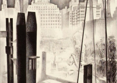 Constructions - Louis Lozowick 1930 (29)