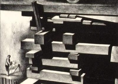 Constructions - Louis Lozowick 1930 (4)